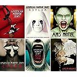 アメリカンホラーストーリー:コンプリートシリーズシーズンズ1-6 DVD