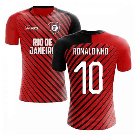 the best attitude ae61c 56097 Amazon.com : Airosportswear 2019-2020 Flamengo Home Concept ...