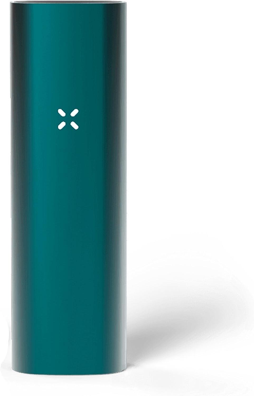 Pax | PAX 3 - Vaporizador Portátil Premium - Hierba Seca - Garantía 10 años - Nuevo Color - Kit Básico - Azul Mate