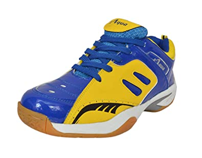 Best Training Shoes 2020 xAqua Brezza XAB 2020 Badminton Shoes Light Weight & Comfortable