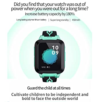 iPenty Y30 Smart Watch para niños con SIM GPS Smart Watch para ...
