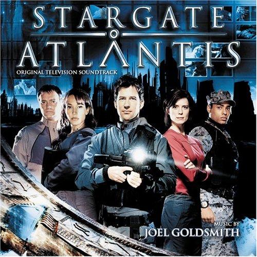 Price comparison product image Stargate: Atlantis [TV Soundtrack]
