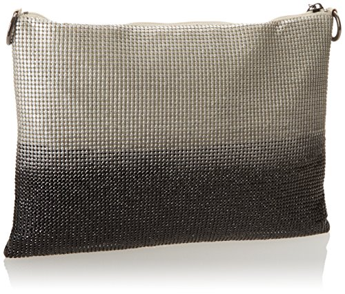 Ombre Whiting Mesh Metal Evening Davis Bag Pearl amp; nUxqZPAwx6