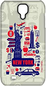 Macmerise City Of New York Sublime Case For Samsung S4