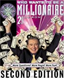 Who Wants to Be a Millionaire 2nd Edition CD-ROM for PC