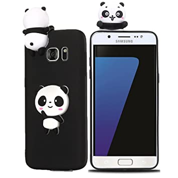 coque galaxy s7 panda