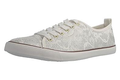 Dans Melinda Ballerines Chaussures Footwear Fitters Femme Blanc YqIdd