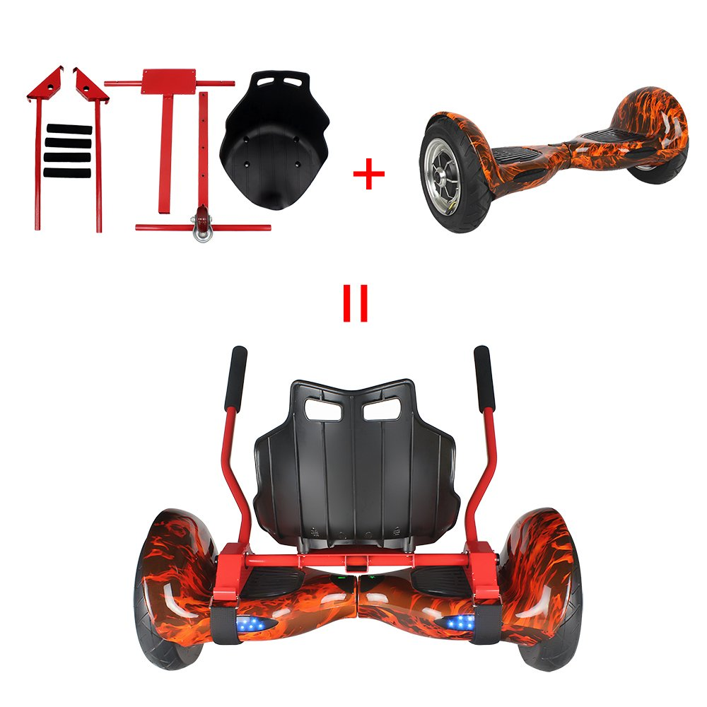 Cool Mini Kart Hoverboard Accessories for 6.5\
