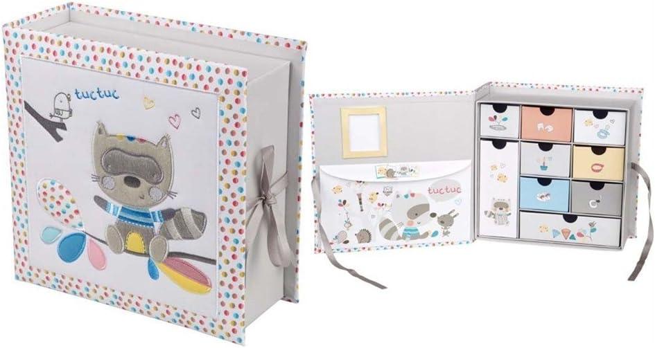 Tuc Tuc Magic Forest - Caja para bebé: Amazon.es: Bebé