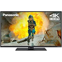Panasonic TX-43FX550B 43-Inch 4K Ultra HD HDR Smart TV with Freeview Play (2018 Model) - Black