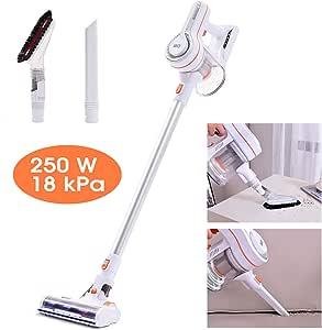 BACOENG B250 Aspirador Escoba sin Cable 18000Pa 250W: Amazon.es: Hogar
