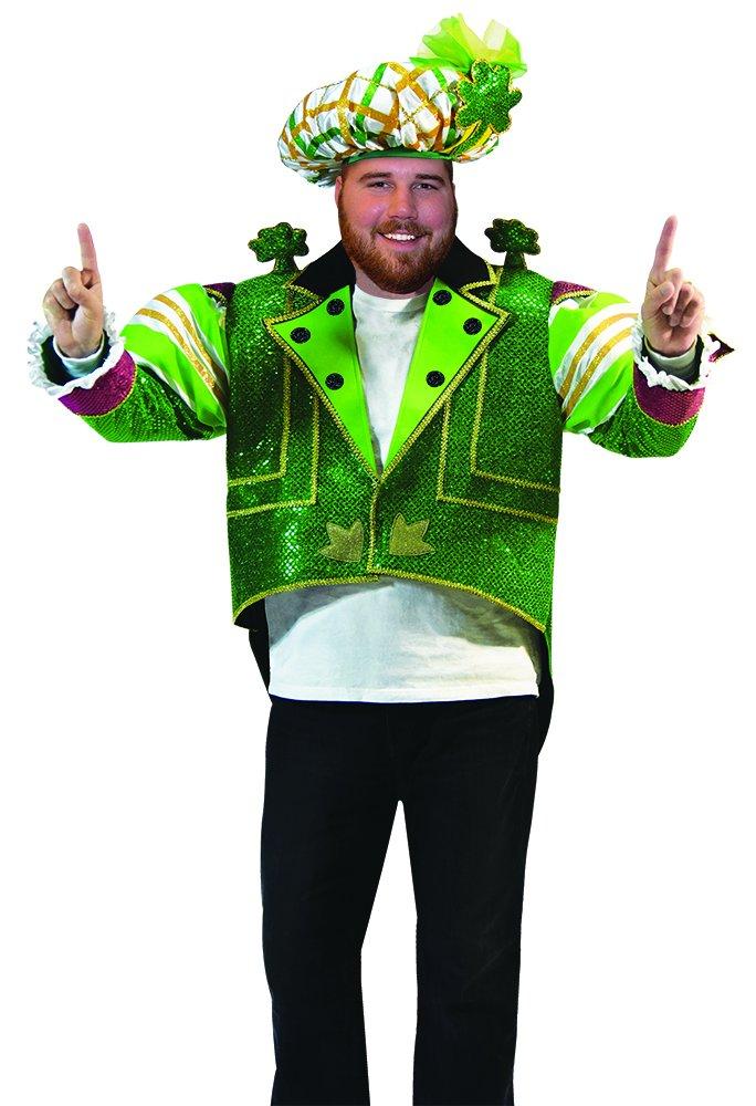Philly Championship Parade Jacket & Hat Set, Adult-Sized (XX-Large)