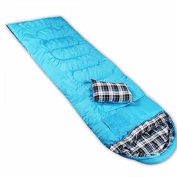 zhudj sacos de dormir sacos de dormir al aire libre, engrosamiento de las, adulto