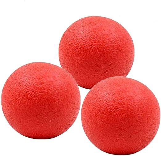 Panlom® Pack de 3 bolas de goma para perro, extra bouncy, pelotas de engaste para Trianning – Resistente, duradero, prácticamente indestructible: Amazon.es: Productos para mascotas