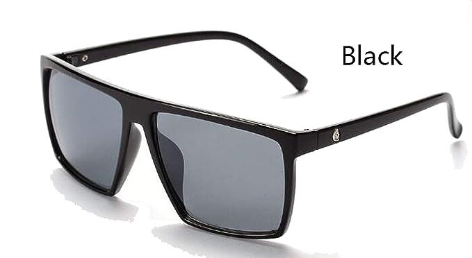 Amazon.com: Gafas de sol para hombre con marco de Steampunk ...