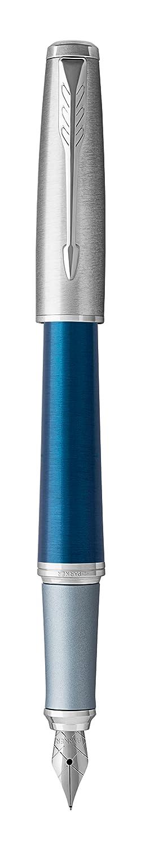 Vibrant Magenta 1931607 pennino medio e inchiostro blu PARKER Urban penna stilografica