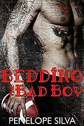 Bedding the Bad Boy (Bad Boys of Football Book 1)