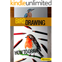 How to draw a bird Step by Step Drawing Book