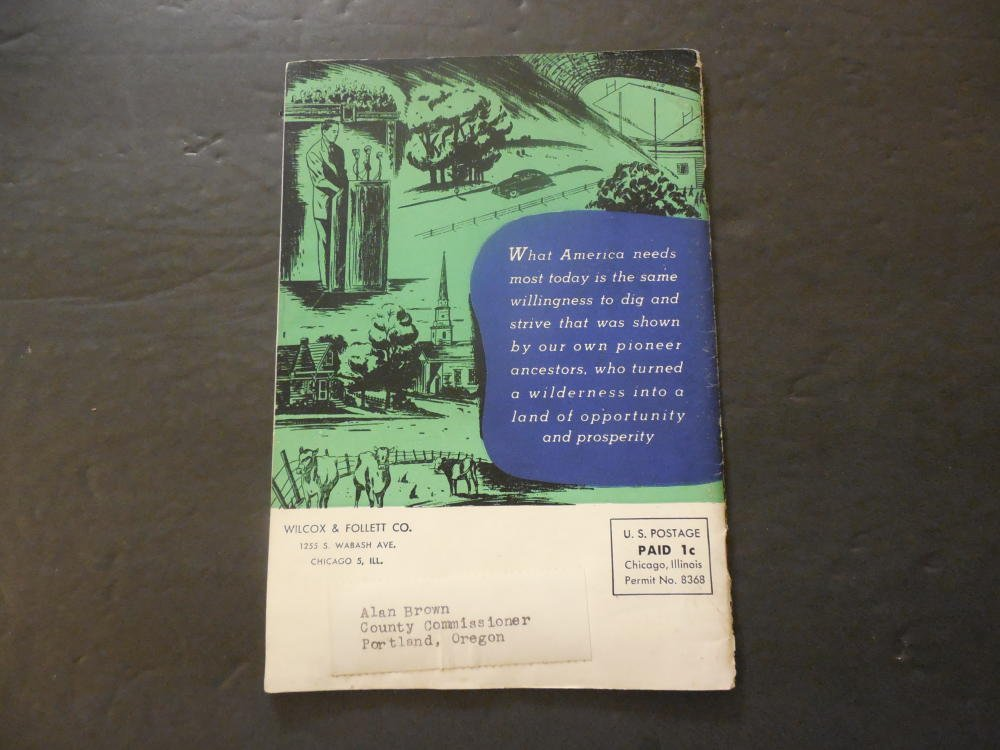 The Midwesterner Robert J Casey W A S  Douglas Digest Edtion