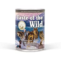 Taste of the Wild Grain Free High Protein Natural Wet Canned Stew Dog Food