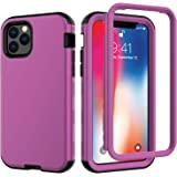 Kit Me Out World Rugged Series Case Designed for iPhone 11 Pro 5.8 Inch Case, Drop Proof, Drop Protection Full Body Rugged He