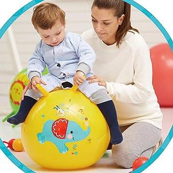 Flower205-2 pelotas hinchables de juguete para bebés con pelota ...