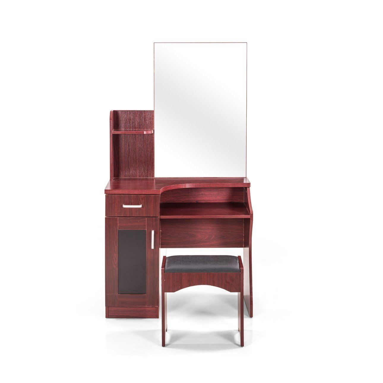 Royal Oak Cherry Dressing Table With Stool