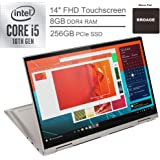 """2020 Lenovo Yoga C740 2-in-1 14"""" FHD Touchscreen Laptop Computer, 10th Gen Intel Quad-Core i5-10210U up to 4.2GHz (Beats i7-7"""