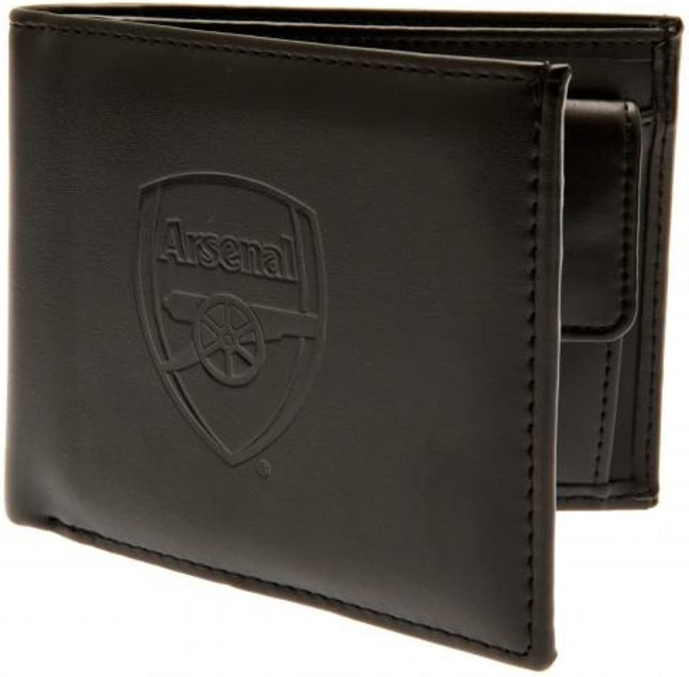 Gunners Arsenal Leder gepr/ägt Wallet
