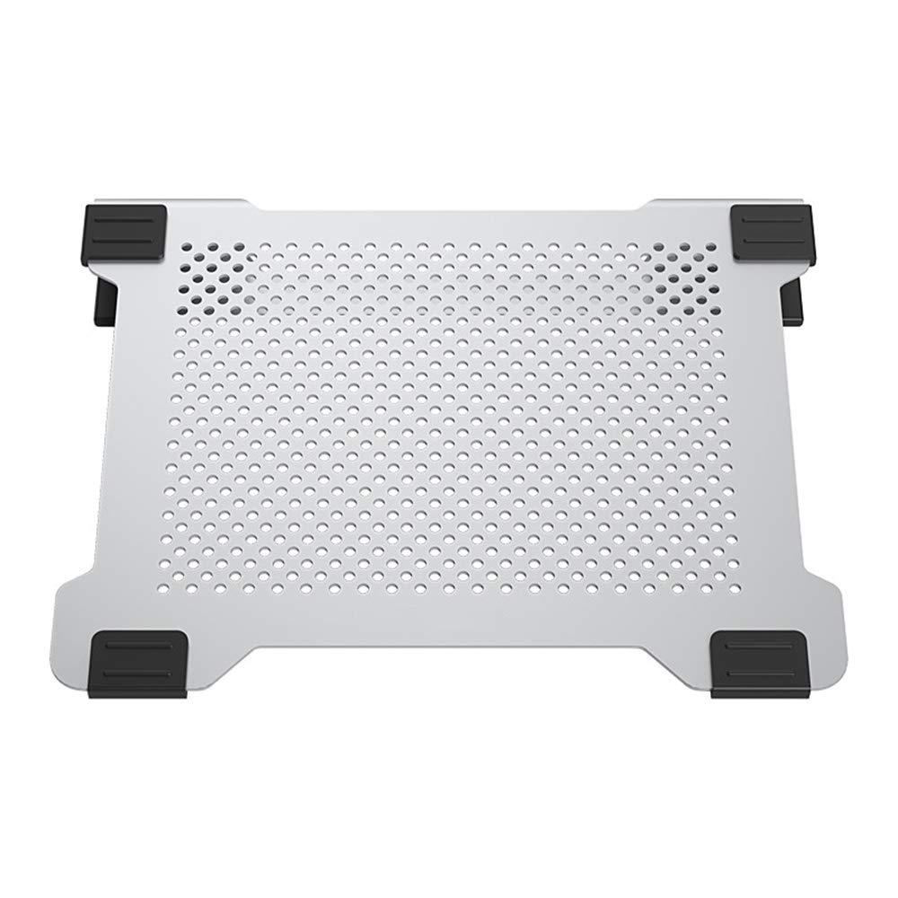 Zhihui Lapdesks ZZHF diannaozhijia Soporte Soporte diannaozhijia para Laptop, Bandeja para Laptop con Panel de aleación de Aluminio dd16ef