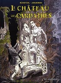 Le château des Carpathes par Marc Jakubowski