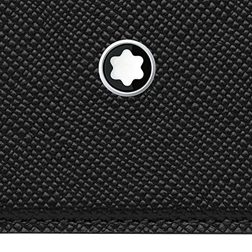 Genuine Original Official Montblanc Sartorial Saffiano Leather Flip Cover Case Meisterstuck 117757 for Samsung Galaxy S8 (SM-G950) by MONTBLANC (Image #3)