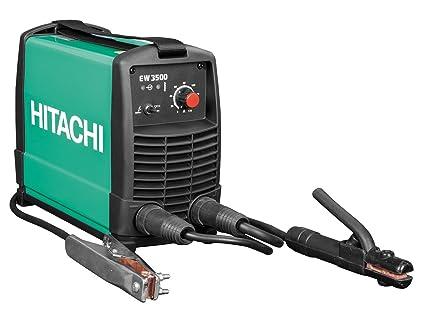 Hitachi EW3500 - Soldador, 160 A