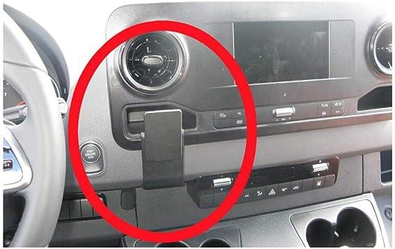 Brodit Proclip Fahrzeughalter 855442 Made In Sweden Mittelbefestigung Für Linkslenkende Fahrzeuge Passt Für Alle Brodit Gerätehalter Auto