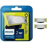 Philips Men's Razor Oneblade Replacement - 2 Pieces, QP220/50