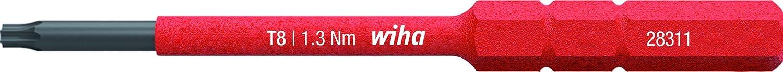 Wiha TORX.2831-15 SoftFinish slimVario Tournevis pour applications /électriques slimBit TORX T15 x 90/mm