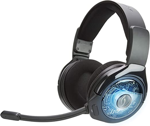 PDP Afterglow AG 9 Wireless Headset (PS4): Amazon.co.uk: PC