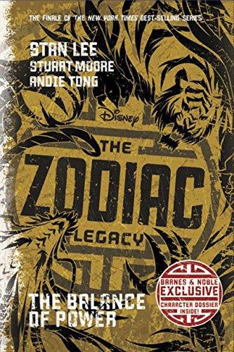 The Balance of Power (The Zodiac Legacy, Bk. 3)