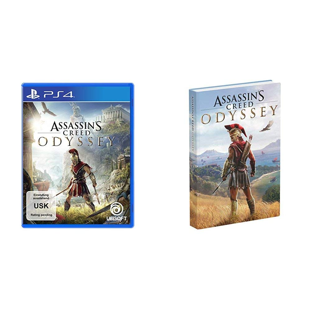 Assassin\'s Creed Odyssey - Gold Edition [PC Code - Uplay]: Amazon.de ...