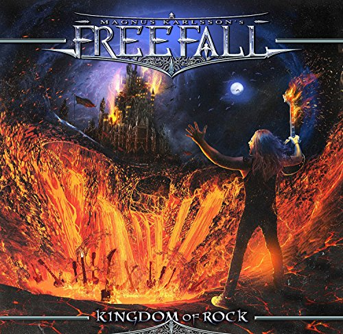 Magnus Karlsson's Free Fall: Kingdom of Rock (Audio CD)