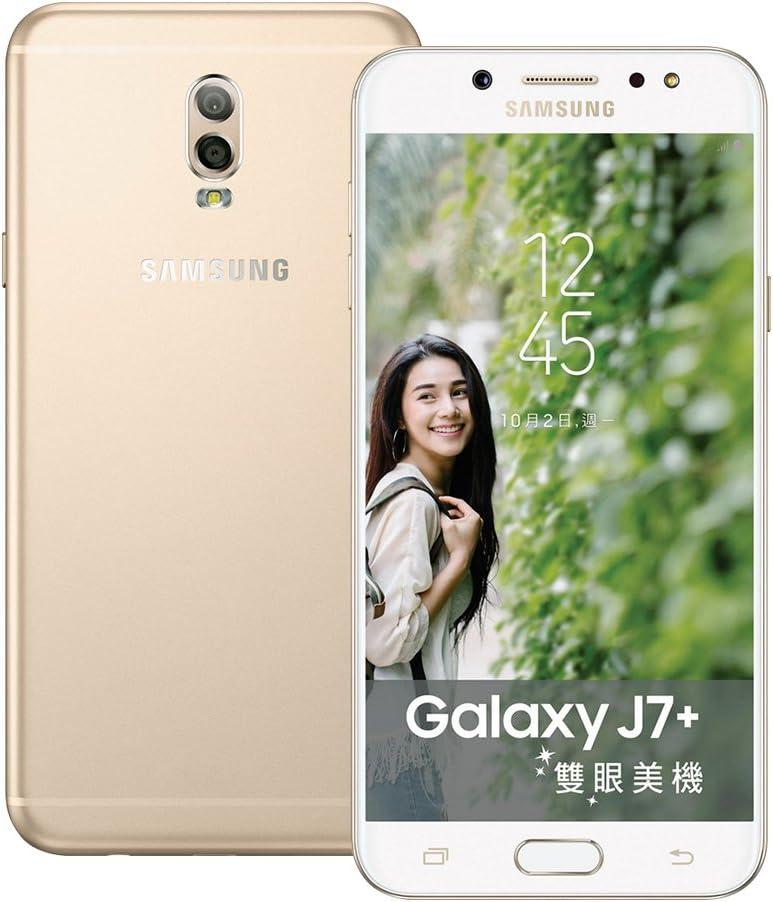 Samsung Galaxy J7 Plus Dual SIM 32GB SM-C710F/DS Oro SIM Free ...