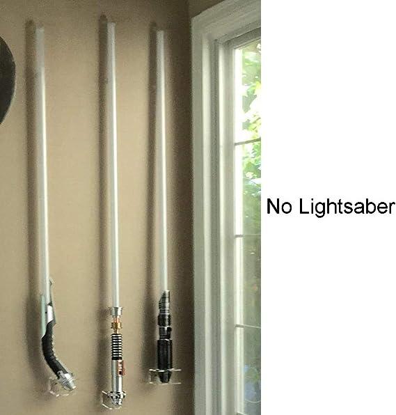 Yyst Lichtschwert Wandhalterung Wandhalter Wandhalter Hardware Im Lieferumfang Enthalten Baumarkt