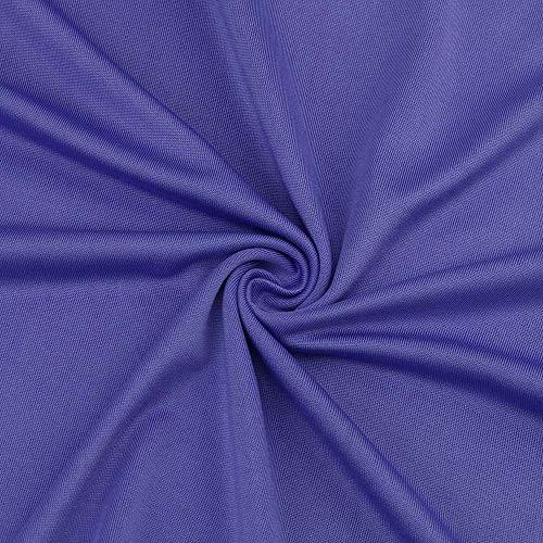 Femmes Manche T Violet Paillettes Shirts Tops Col V Blouse Shirt Longue en pour Sexy Innerternet DContract IxtwqgF