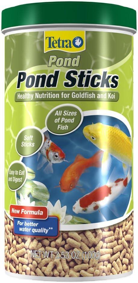 Tetra Pond 16354 3.53 Oz Pond Sticks