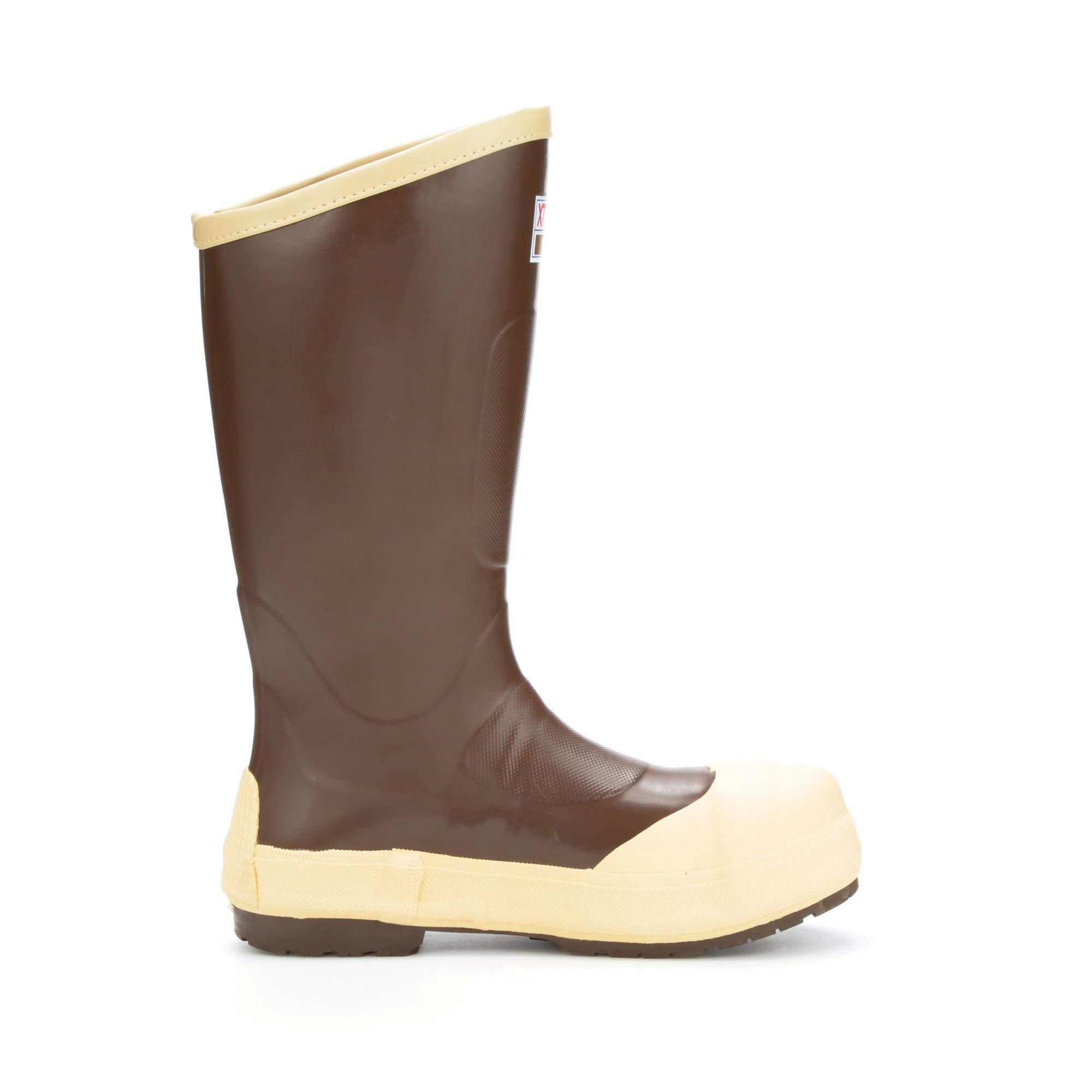 XTRATUF Legacy 2.0 Series 15'' Neoprene Composite Toe Men's Fishing Boots, Copper & Tan (22292G) by Xtratuf (Image #6)
