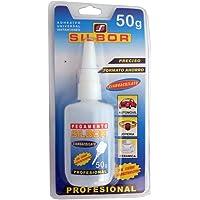 Silbor C-050 - Pegamento instantaneo 50gr.