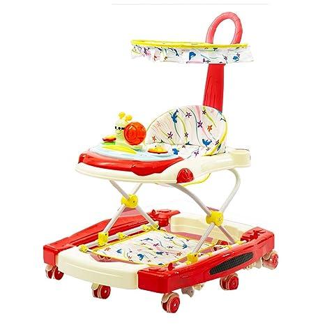 YUMEIGE Andadores Andador para Bebés, material ecológico ABS ...