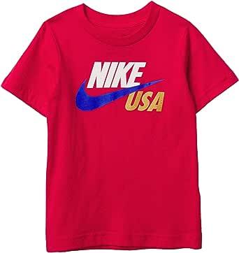 Nike Kids Boy's Short Sleeve Americana Graphic T-Shirt (Little Kids)