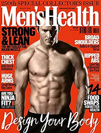 Amazon com: Men's Health South Africa: Kindle Store