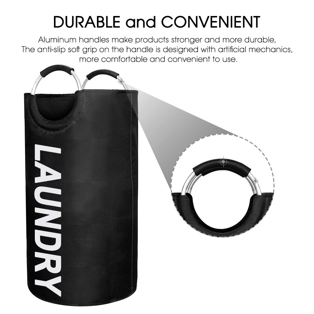 B Blesiya Black Motorcycle Aluminum Hook Scooter Luggage Universal Fit
